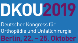 DKOU 2019 - German Congress of Orthopaedics and Traumatology