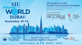 41st Congress of the SIU & the 10th Emirates International Urological Conference